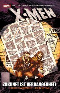 X-Men Zukunft ist Vergangenheit_Comic